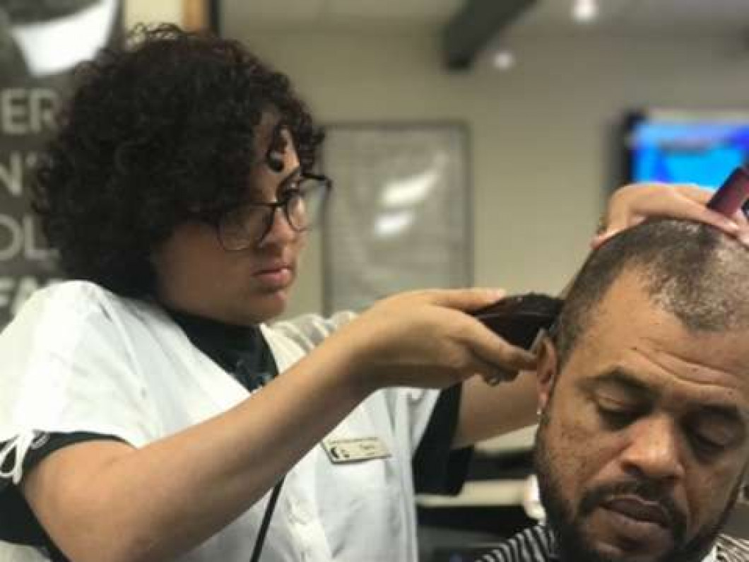 Learn about our hair salon services